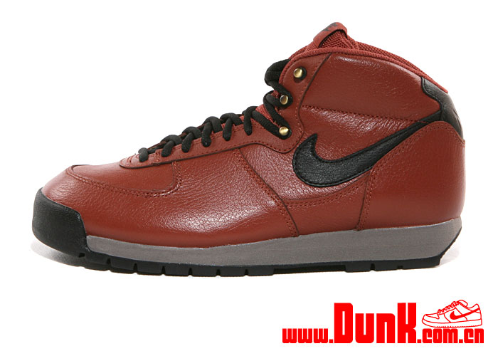 Air Approach Mid Leather